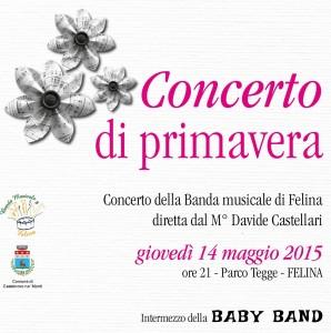 concerto di primavera 2015