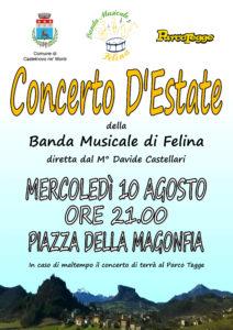 Volantino Concerto Estate 2016B